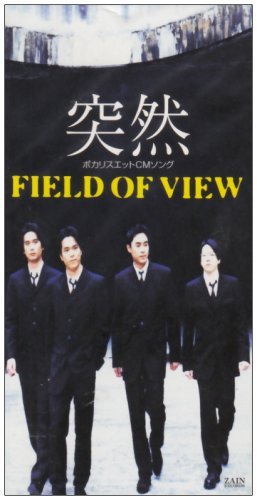 「FIELD OF VIEW 突然」の画像検索結果