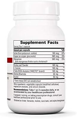 Integrative Therapeutics - 7-KETO Lean - Ephedra-free DHEA Metabolite - 30 Capsules 4