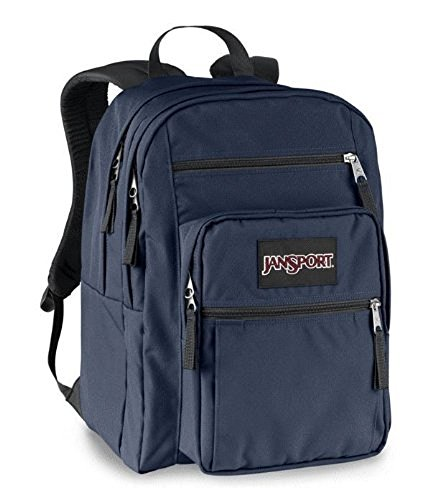 JanSport Big Student Backpack (Deep Navy)