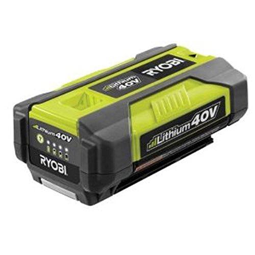 RYOBI 40-Volt Slim Pack Accessory Battery