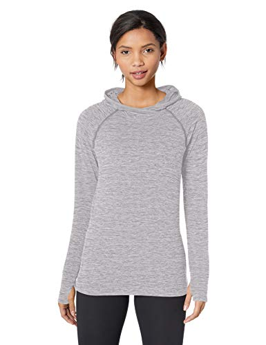 Amazon Essentials Women's Brushed Tech Stretch Popover Hoodie 1 🛒 Fashion Online Shop gifts for her gifts for him womens full figure