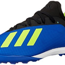 adidas Men's Football Boots, Blue Fooblu Amasol Negbás 000, 8 UK