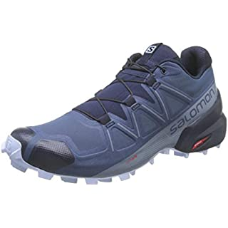 Salomon Women's Speedcross 5 Wide W Trail Running Running Shoes Brand