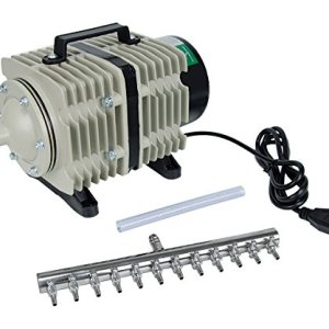 Active Aqua Commercial Air Pump, 12 Outlets, 112W, 110 L/min , 1750-GPH 41SH1hs5v1L