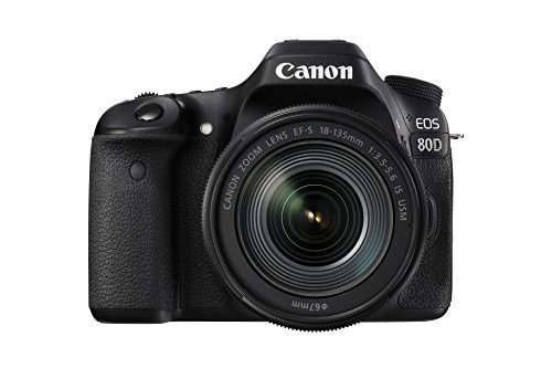 Canon EOS 80D Digital SLR Camera – Parent