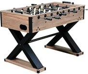 StarSun Depot X-Pattern 54 Inch Foosball Table