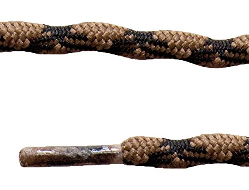 Altus 6900008133 - Par cordones de 150 cm, antiperdida, unisex, color marrón, talla única 1