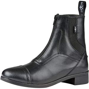 Saxon. Ladies Syntovia Zip Paddock Boots