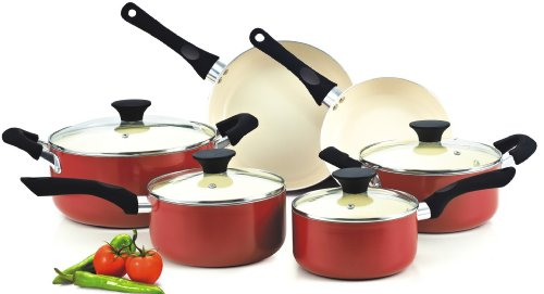 Cook N Home Ceramic Cookware Reviews