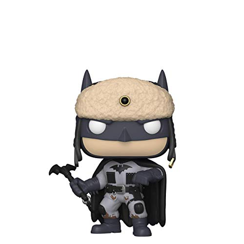 Funko Pop! Heroes: Batman 80th - Red Son Batman (2003)