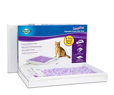 PetSafe ScoopFree Self-Cleaning Cat Litter Box Tray Refills,...