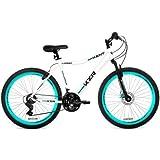 2634; Women39;s Kent KZR Mountain Bike, White/Teal