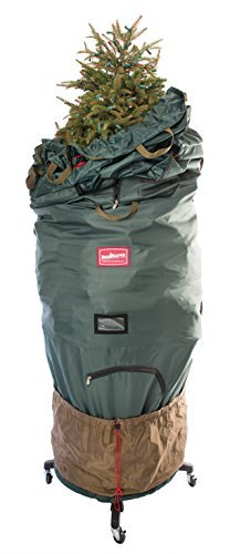 TreeKeeper Pro Upright Tree Storage Bag with Stand, fits 7.5 to 9-Foot Trees