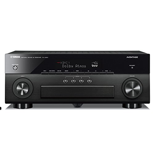 Yamaha RX-A880 Premium Audio & Video Component Receiver - Black