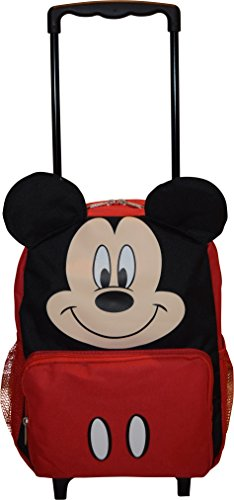 Mickey Mouse 14' Softside Rolling Backpack