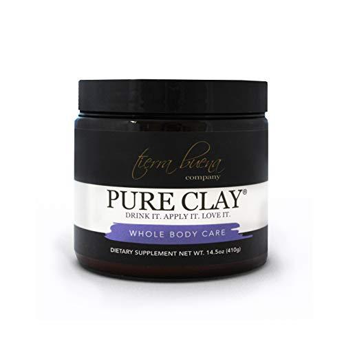 Pure Clay – Premium Calcium Bentonite Clay Food Grade Powder