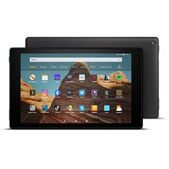 "41SxKx5qWbL - All-new Fire HD 10 Tablet | 10.1"" 1080p Full HD display, 32 GB, Black with Special Offers"