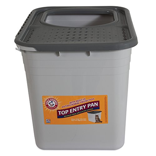Petmate Arm & Hammer Top Entry Litter Pan