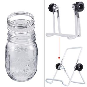 Skylety-4-Pack-Stainless-Steel-Sprouting-Jar-Lid-with-2-Pack-Stainless-Steel-Sprouting-Stands-for-Wide-Mouth-Mason-Jars-Canning-Jars-to-Make-Sprout