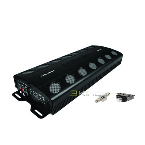 AudioPipe APCL18001D 1800W Class D Monoblock Car Audio MOSFET Amplifier