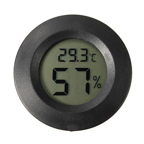 Digital Cigar Humidor Hygrometer