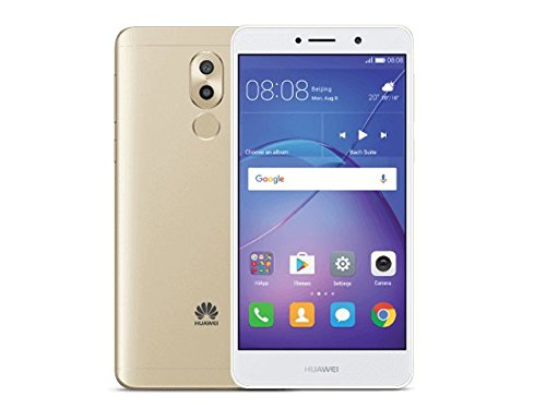 Huawei GR5 2017 BLL-L22 3GB / 32GB 5.5-Inch 4G LTE Dual SIM FACTORY UNLOCKED - International Stock No Warranty (GOLD)
