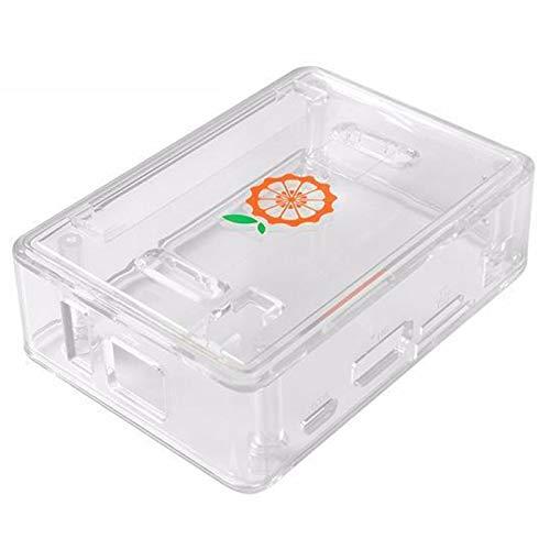 Moligh-doll-tui-de-Protection-ABS-pour-Orange-Pi-One-Couleur-Transparente