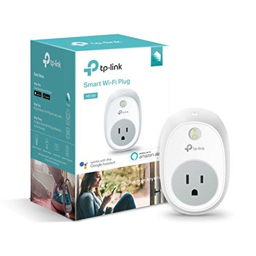 TP-Link HS100 Kasa WiFi Smart Plug, No...