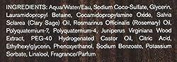 Every Man Jack Body Wash 16.9oz Cedarwood (2 Pack)  Image 3