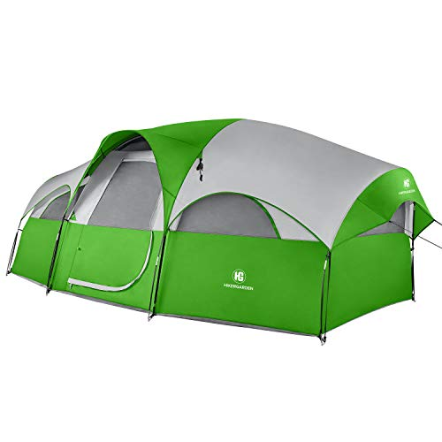TOMOUNT 8-Person Tent - Easy & Quick Setup Camping Tent, Professional...