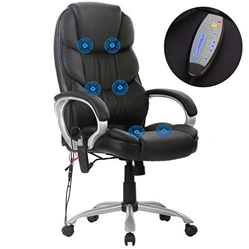 High Back Office Chair Ergonomic Massage Chair