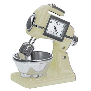 Miniature Cake – Food Mixer Novelty Quartz Movement Collector Clock WM Widdop 9610 41TKQIBO0CL
