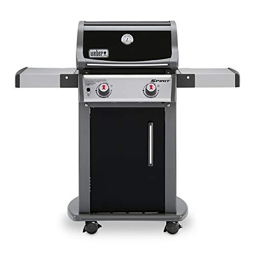 Weber-46110001-Spirit-E-210-Gas-Grill-Liquid-Propane-2-Burner-Black