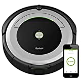 iRobot Roomba 690 Robot Vacuum-Wi-Fi Connectivity, Works with Alexa, Good for Pet Hair, Carpets, Hard Floors, Self-Charging