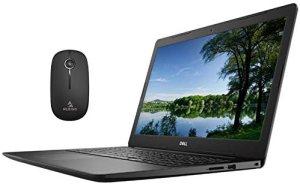 2020 Dell 15 3000 15.6 Inch Touchscreen Laptop, Intel Core i3-1005G1 (Beats i5-7200U), 16GB RAM, 1TB SSD (Boot) + 1TB HDD, Bluetooth, Webcam, Windows 10 S + NexiGo Wireless Mouse Bundle