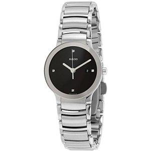 Rado Women's R30928713 Centrix Jubile Stainless Steel Bracelet Watch