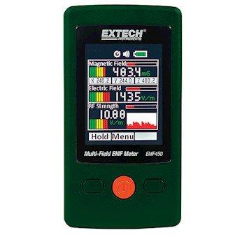 Extech EMF450 Multi-Field Electromagnetic Field (EMF) Meter