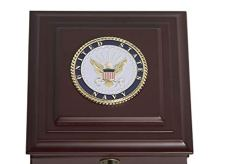 Allied Frame Us Navy Medallion Desktop Box