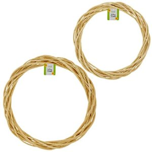 Floral-Garden-Natural-Willow-Wreaths-Pack-of-2
