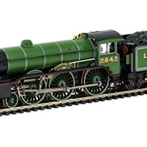 Hornby R3447 LNER 4-6-0 Kilverstone Hall B17 Class Train Model Set 41TqYcJIhgL