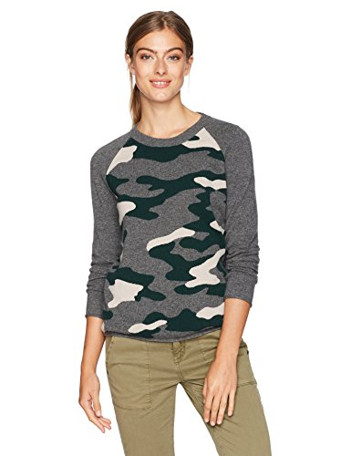 91NfuHGZuiL Raglan sleeves Camo sweater group