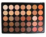 Morphe Brushes 350 - 35 Color Nature Glow Eyeshadow Palette (FULL SIZE)