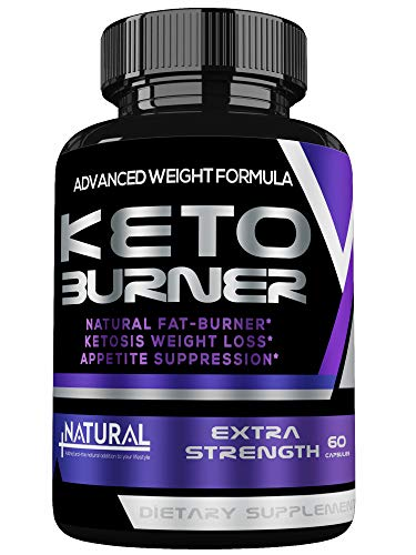 Best Keto Diet Pills - Fat Burner - Keto Diet Pills From Shark Tank, Ketosis Supplement for Women and Men– Boosts Energy & Metabolism, Burns Fat Fast- Keto Weight Loss Supplements - Keto Burn - 60 Cap
