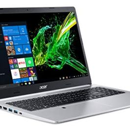 Acer Aspire 5 Slim Laptop, 15.6 Inches FHD IPS Display, 8th Gen Intel Core i5-8265U, 8GB DDR4, 256GB SSD, Fingerprint Reader, Windows 10 Home, A515-54-51DJ