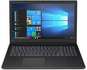 Lenovo V145-AMD-A6 15.6 inch HD Thin and Light Laptop (4GB RAM/ 500GB HDD/ Windows 10 Home with Lifetime Validity/ Black/ 2.1 kg), 81MT004BIH