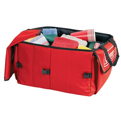 Coleman Picnic Storage/Organizer Bag (Red)