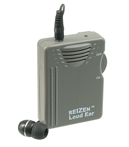Hearing Amplifier With Microphone