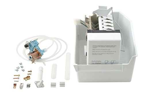Whirlpool-W10715708-Refrigerator-Ice-Maker-Kit-Genuine-Original-Equipment-Manufacturer-OEM-Part