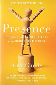 "Résultat de recherche d'images pour ""Presence: Bringing Your Boldest Self to Your Biggest Challenges"""