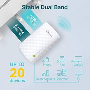 TP-Link-AC750-WiFi-Extender-Covers-Up-to-1200-Sqft-and-20-Devices-Up-to-750Mbps-Dual-Band-WiFi-Range-Extender-WiFi-Booster-to-Extend-Range-of-WiFi-Internet-Connection-RE220